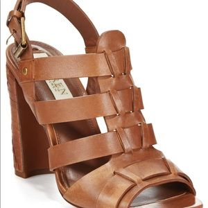 Ralph Lauren Shoes - Ralph Lauren Kalie Brown Sandals